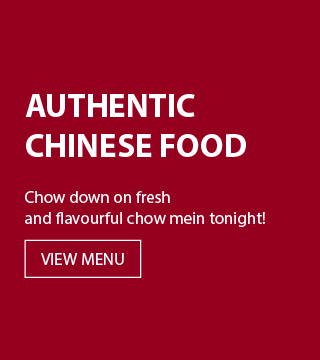 Authentic Chinese Food