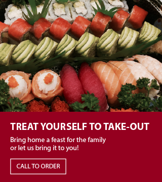 Treat Yourself to Take-Out